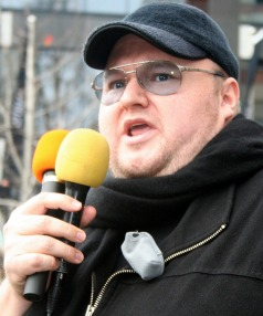 TOO SMART: Kim Dotcom believed an attempt was made to trick him into divulging information while he was in prison.