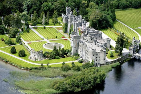Stunning holiday castles