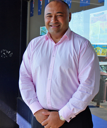 NEW APPOINTMENT: MP for Maungakiekie Peseta Sam Lotu-Iiga plans to use his appointment as Minister of Pacific Island Affairs to improve educational achievement levels and employment rates among  Pacific Islanders.
