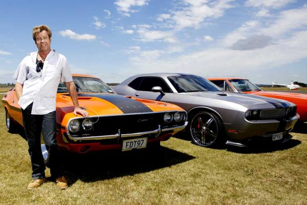 Alan Warner Loves American Muscle Stuff Co Nz