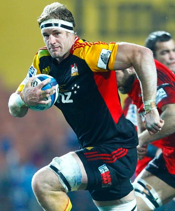 HEAD TROUBLE: Former Chiefs captain Craig Clarke has been forced to take an indefinite break from rugby.