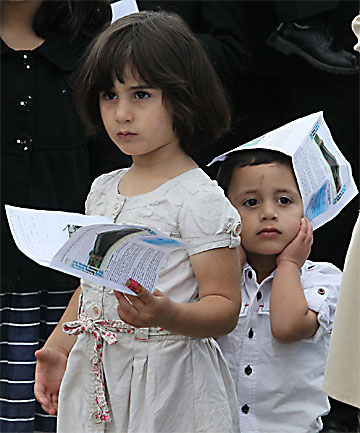 Yamin and Leena Daradkeh