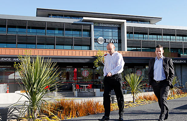 Hazeldean Business Park