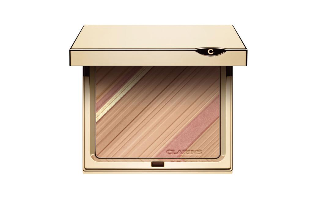 Clarins Limited Edition Graphic Expression Face & Blush Powder, $76