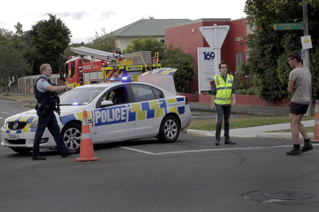 DEATH INQUIRY: Police have begun an investigation after a man was found dead at a property in Russell Street, Palmerston North.