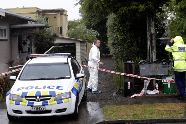Palmerston North death