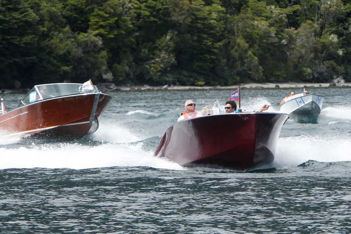 New Zealand Antique & Classic Boat Show
