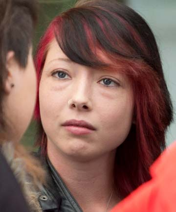 JULIETTE GERBES: Defending manslaughter charge.