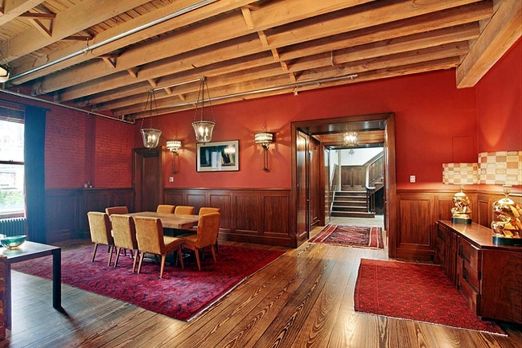 Ny Loft The Dining Room Is One Of 15 Rooms Excluding Bedrooms
