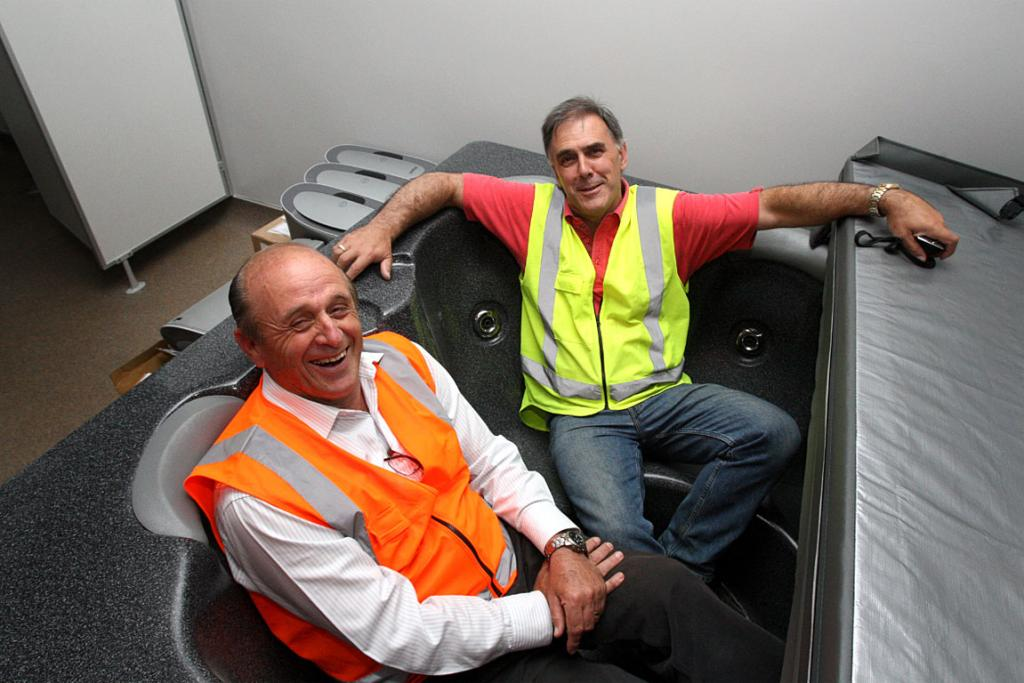 New Stadium Southland to open