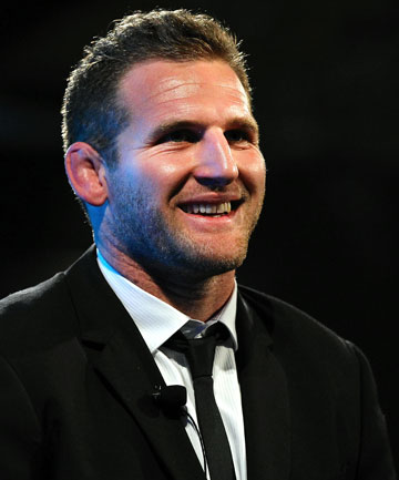 WORLD'S BEST: Kieran Read had no equal in rugby in 2013.