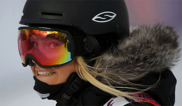 Anna Willcox has missed out on the final of the women's freeski slopestyle at the Winter Olympics.
