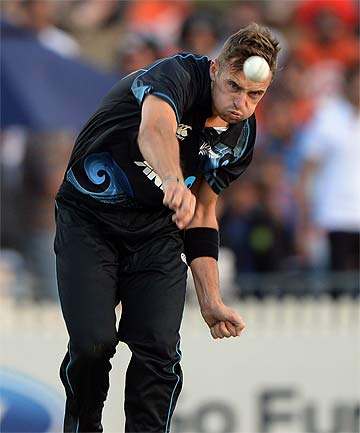 UNDER THE RADAR: Tim Southee could be a value-for-money buy in the IPL auction.