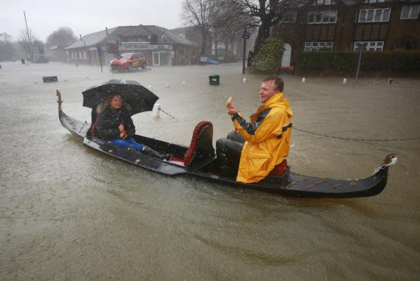 UK flood