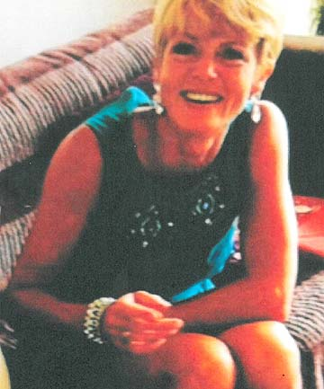 MISSING: Police are concerned for the well being of missing Okura woman Lesley Alexandra Rimington, 51. This photograph was taken over the Christmas period.