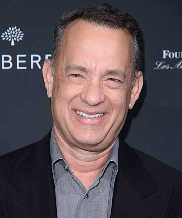 ONE TO TRUST: Tom Hanks