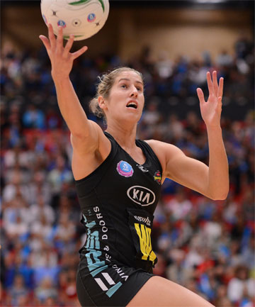 PRIME OPPORTUNITY: Jessica Tuki has been given a late callup to the Northern Mystics side for this weekend's pre-season tournament in Melbourne.
