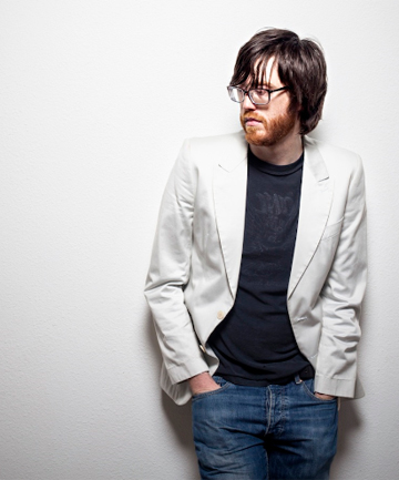 RIVER MAN: Okkervil River frontman Will Sheff. ''I've always been a very sentimental and nostalgic person. I always pined for my vision of time gone by.''