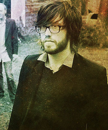RIVER MAN: Okkervil River frontman Will Sheff. 'I've always been a very sentimental and nostalgic person. I always pined for my vision of time gone by.'