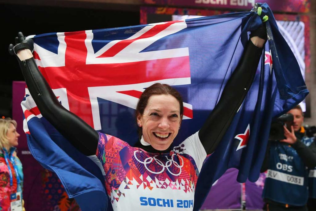 Katharine Eustace matched Jossi Wells' 11th-place finish as best New Zealand result in Sochi.