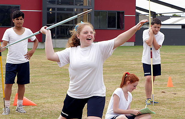 Sports in Education project