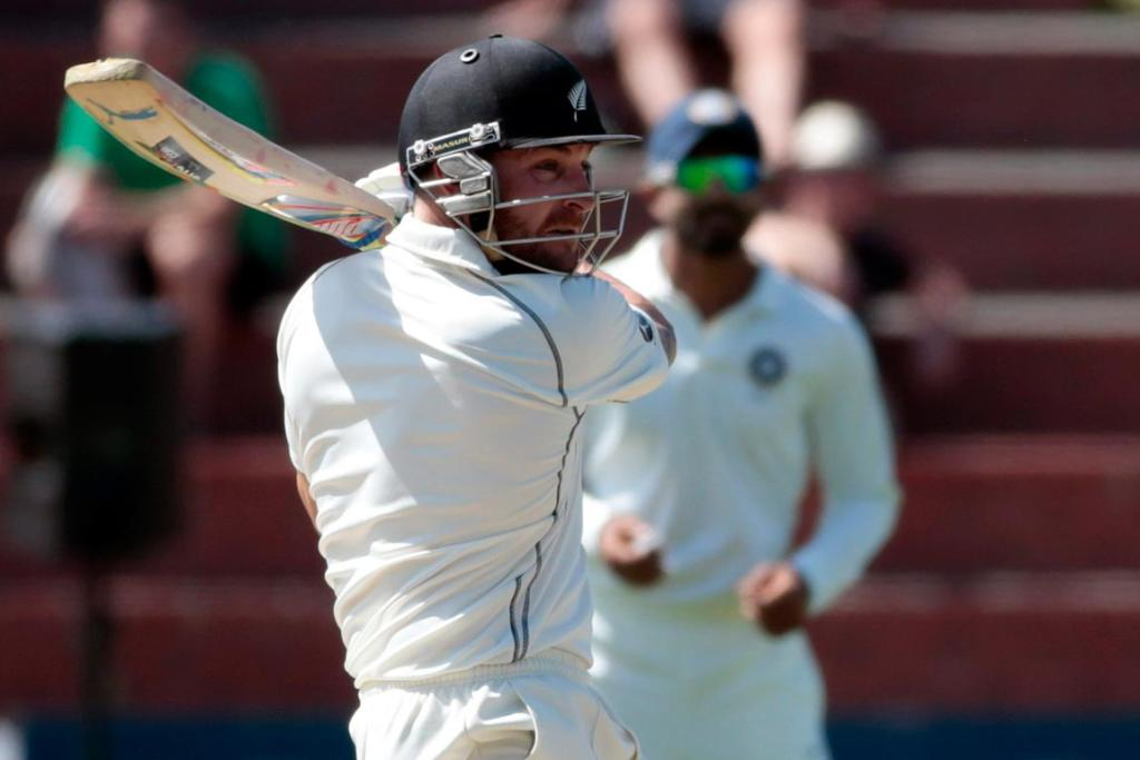 Black Caps v India 2nd Test