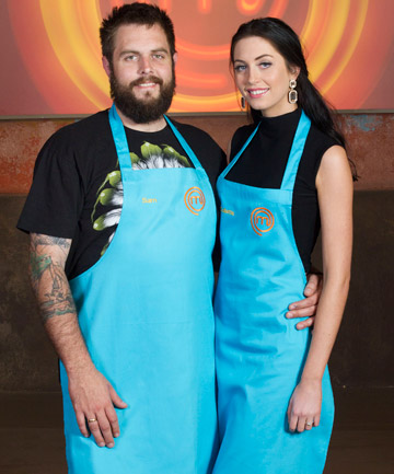 "SACKED OVER SUGAR: ""I'm not sure if it was a mistake on their part and then they just put that mistake onto us and thought all of that would make good TV,"" says kicked off contestant Collette."