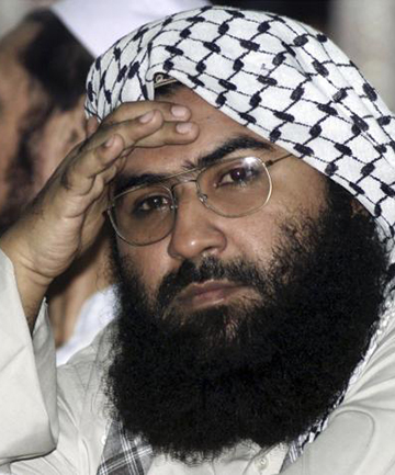 RESURFACED: Maulana Masood Azhar, head of Pakistan's militant Jaish-e-Mohammad party has ended his years of seclusion.