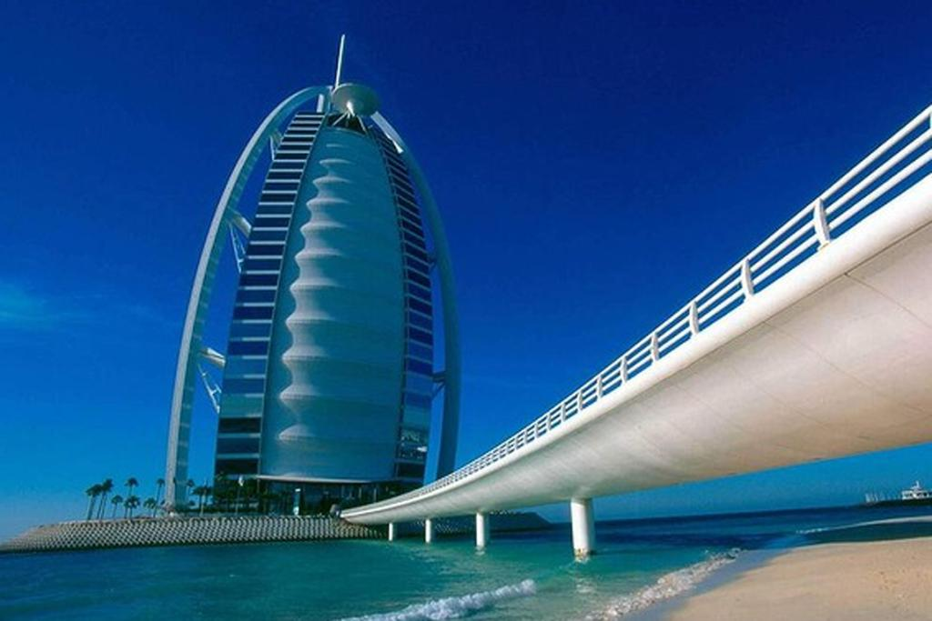 The most luxurious Dubai hotels