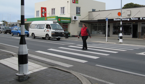 PLAN CONCERNS: NZTA plans to install lights at near a North End shopping centre in Oamaru.