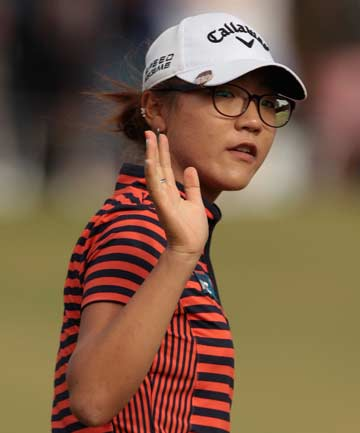 EVEN START: Lydia Ko shot an even-par 72 in the first round of LPGA Thailand to be six shots back of leader Anna Nordqvist.