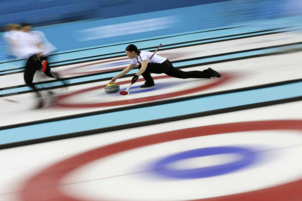 Switzerland curling