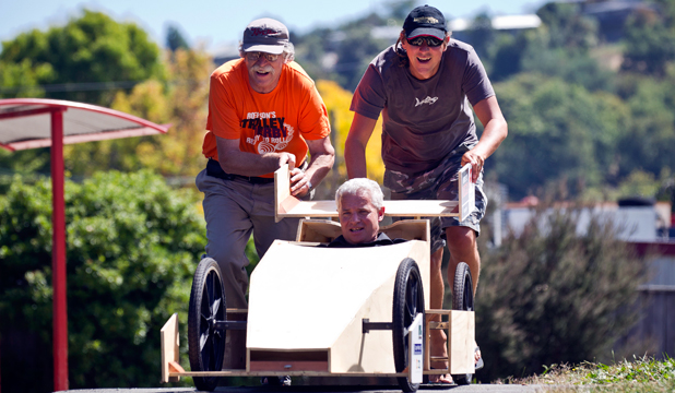 Nelson Trolley Derby