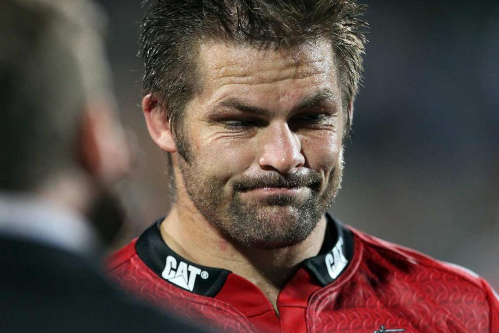 The expression of Richie McCaw's face says it all after the Crusaders missed seven penalties in an 18-10 loss to the Chiefs.