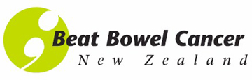 Bowel cancer logo