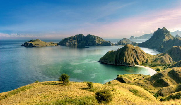 EXTRAORDINARY: The Komodo Islands are nothing short of breathtaking.