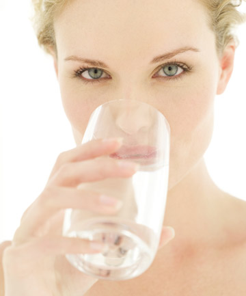 SO FRESH & SO CLEAN: Glowing skin, check. Easy digestion, yep. Mental alertness, yes! Why don't we drink more water again?
