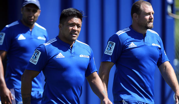 Keven Mealamu and Tony Woodcock