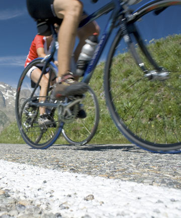 ON YER BIKE: Tour de France cycling tours are achievable for anyone who rides a ride bike.