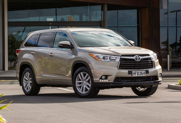 Toyota Highlander full