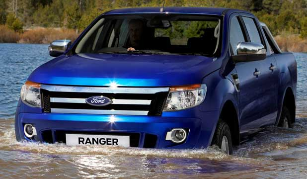 MADE IN....?: The Ford Ranger, Along With The Holden