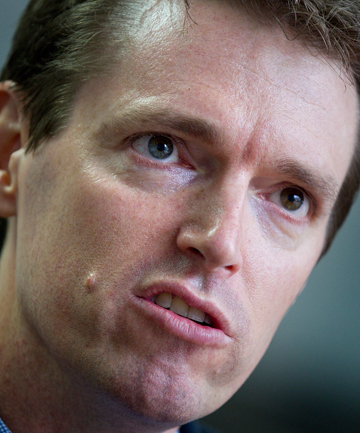 BALANCING ACT: Colin Craig is considering how best to spend his money; on a defamation suit or on election campaigning.