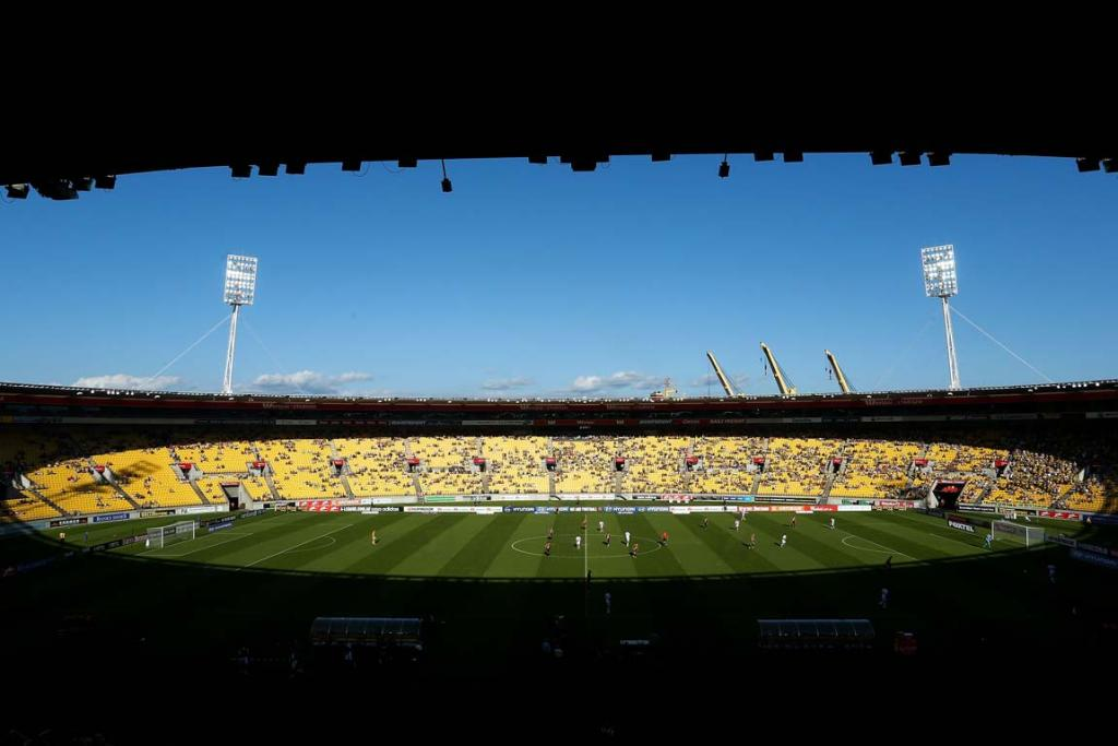 Wellington Stadium