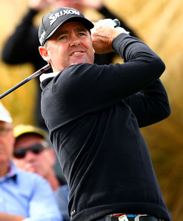 LEADING KIWI: Mark Brown.