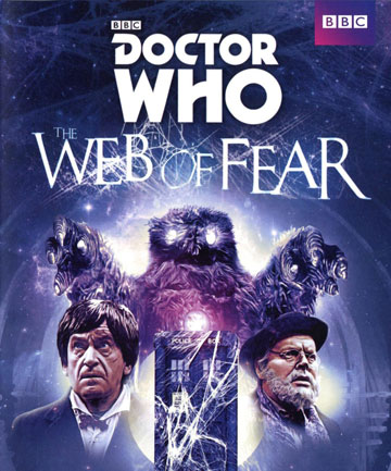 DVD review: Doctor Who – The Web of Fear