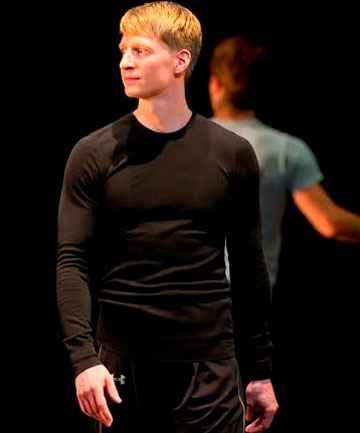 LEAVING: Ethan Stiefel joined the Kiwi dance company in 2011.