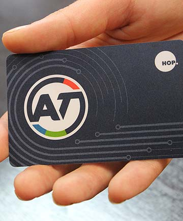 SCAM WARNING: Caution is being urged after a possible AT HOP card scam.
