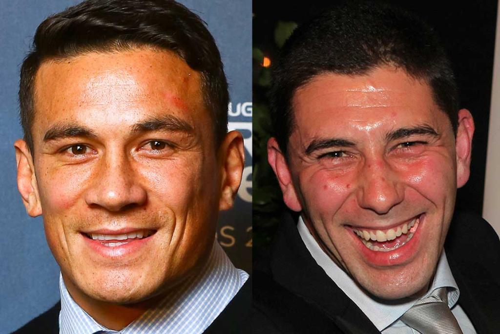 CAST FOR THE KICK: Sonny Bill Williams will be played by Xavier Horan.