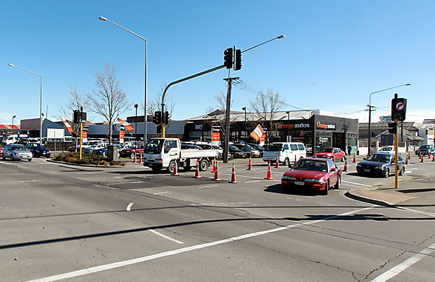 Chch city block for sale