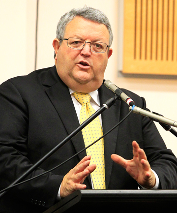 WANTING ANSWERS: Transport Minister Gerry Brownlee.
